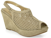 Footnotes Emma Lee - Perforated Wedge