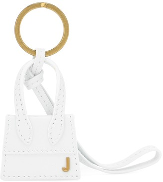 Jacquemus Le Porte Cles Chiquito leather keyring
