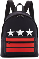 Givenchy Stars & Stripes Neoprene Backpack
