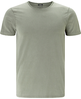 Denham Tubular Crew Neck T-shirt Ftj, Legion Green