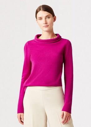 Hobbs Audrey Wool Cashmere Sweater