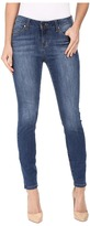 """Liverpool Penny Ankle Skinny 28"""" in Montauk Mid Blue/Indigo"""