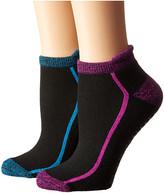 Steve Madden 2-Pack Yoga & Barre Socks with Gripper Sayings