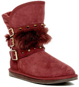 Australia Luxe Collective Hatchet Short Faux Fur Boot