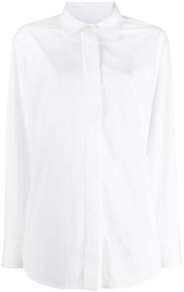 Victoria Beckham Loose Fit Shirt