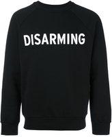 Palm Angels Disarming logo sweatshirt