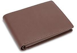 ROYCE New York Leather Rfid-Blocking Slim Bifold Wallet