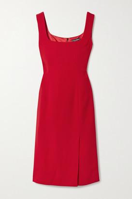 Dolce & Gabbana Cady Dress - Red
