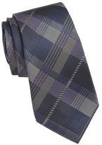 Vince Camuto Milan Plaid Silk Tie