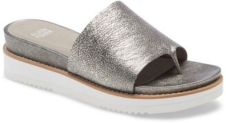 Eileen Fisher Touch Platform Sandal