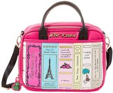 Betsey Johnson Library Lunch Tote