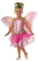 BuySeasons Girls' Spring Time Fairy Costume