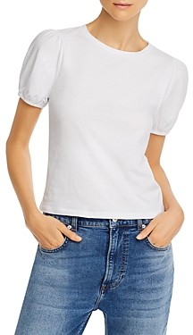 Aqua Puff Sleeve T-Shirt - 100% Exclusive