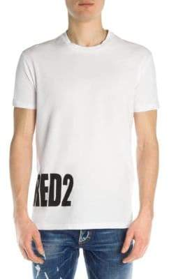 DSQUARED2 Side Logo Tee