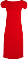Antonio Berardi Stretch-cady Dress - Red