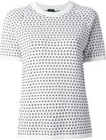 Joseph micro dot sweater