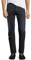 Diesel Jifer 0679R Slim-Straight Jeans, Black