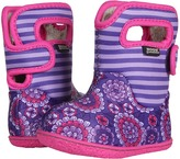 Bogs Baby Pansy Stripe Girls Shoes