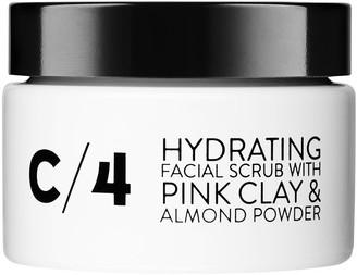 COSMYDOR C/4 Hydrating Facial Scrub - Pink Clay & Almond Powder - 50ml
