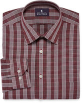 STAFFORD Stafford Travel Broadcloth Dress Shirt