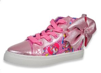 Nickelodeon Jojo Siwa Unicorns & Rainbows Bow High-Top Sneakers (Little Girls & Big Girls)