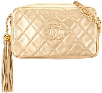 Chanel Pre Owned 1992 Quilted Shoulder Bag