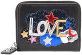 Saint Laurent Love purse - women - Leather - One Size