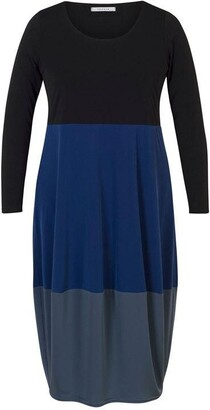 Chesca Colour Block Jersey Dress