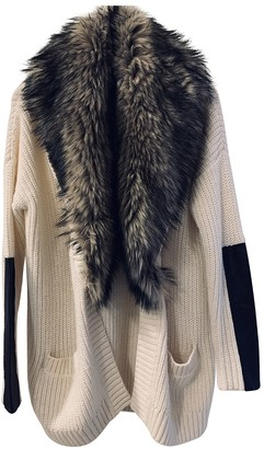 Michael Kors Ecru Wool Knitwear for Women