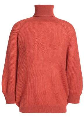 Brunello Cucinelli Ribbed-knit Turtleneck Sweater