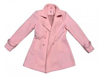 Silvian Heach Pink Cotton Coats