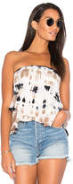 Young Fabulous & Broke Young, Fabulous & Broke Shore Tube Top in Taupe. - size L (also in M,S,XS)