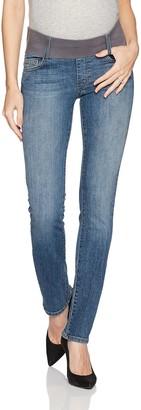 Maternal America Women's Maternity California Skinny Jeans