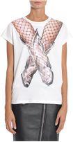 Jeremy Scott Crew-neck T-shirt
