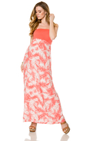 A Pea in the Pod Splendid Maternity Maxi Dress