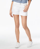 Hudson Asha Cuffed Denim Shorts