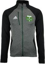 adidas Men's Portland Timbers Fleece Track Jacket