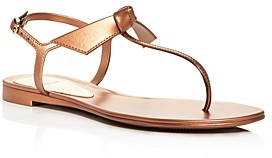 Alexandre Birman Women's Clarita T-Strap Sandals