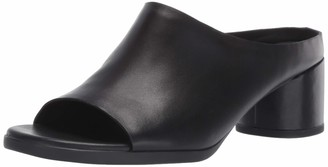 Ecco Women's Shape 45 Block Slide Heeled Sandal