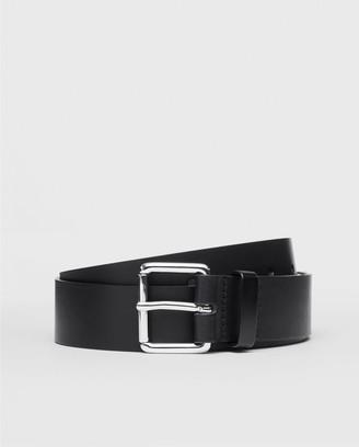 Club Monaco Double-Face Leather Belt