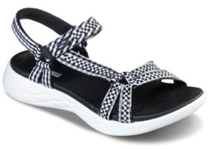 Skechers Women's On The Go 600 - Classic Sandals from Finish Line