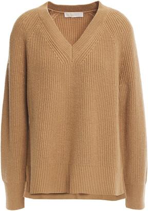 MICHAEL Michael Kors Ribbed-knit Sweater