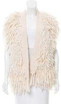 Rebecca Taylor Textured Wool Vest