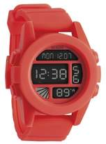 Nixon Unit QuartzNeon Orange Men's Watch A197-1156