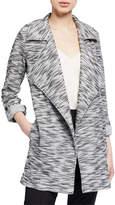 Bagatelle Tweed Drape Jacket