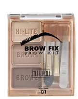 Milani Brow Fix Brow Shaping Kit Light