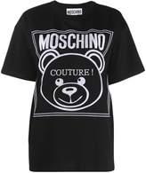 Moschino Teddy couture logo T-shirt
