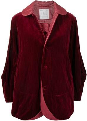 Renli Su Layered Single-Breasted Jacket