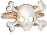 Vivienne Westwood Phoenix White Ring, Size 8