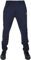 Fred Perry Taped Jogging Bottoms Blue